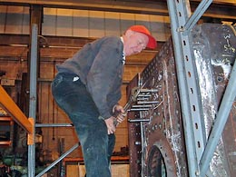 2857 Boiler Work - click to open larger image